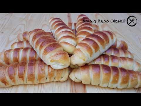 recette-merveilleuse-croissants-كرواصة-بحشة-عجيبة-مورقة-بحال-ديال-الباتيسري