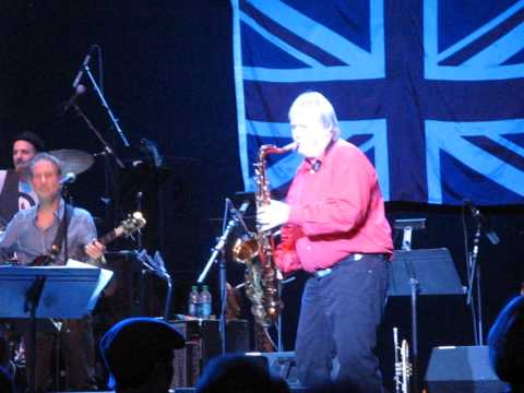 Bobby Keys Sax Solo clip on his 70th Birthday in Red Bank,NJ