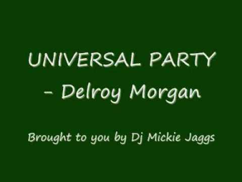 Denroy Morgan - Into the light (Universal party)