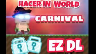 HACKER IN WORLD CARNIVAL OMG EZ WL (GOT SCAM)