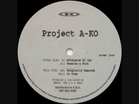 Project A-KO - Afterglow Pt. 1 and 2