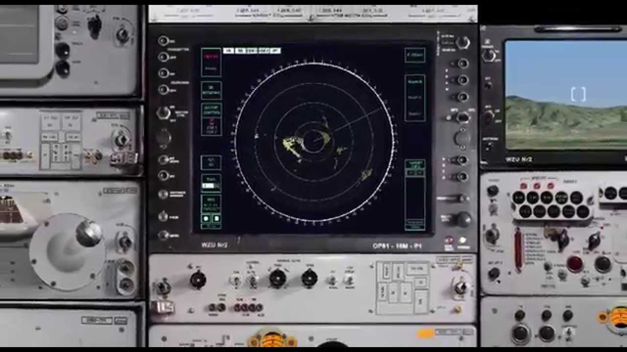 Virtual SA-8 Simulation