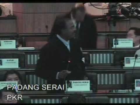 MP Padang Serai lawan MP lompat Bayan Baru