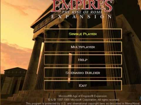 ALL Age of Empires Theme Songs (HD)