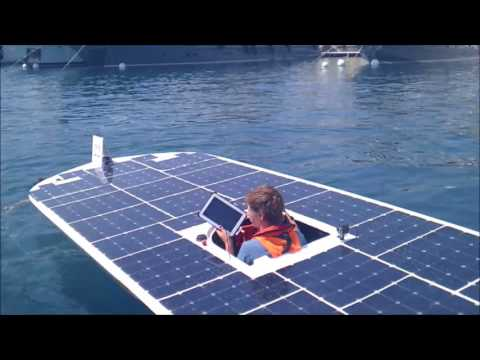 On the scene,Monaco Solar Electric Boat Challenge 2017 Yacht Club Monaco