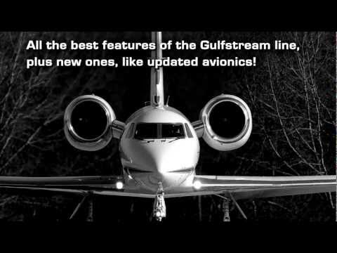 Gulfstream GIVSP video from JetOptions private jet charter