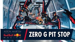 Taking an F1 Pit Stop to a whole new level! | Asto...