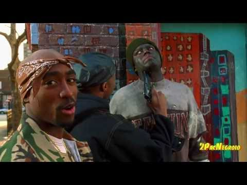 2Pac   John Gotti's and Scarface's 2014 NEW most HD video of Tupac ever made