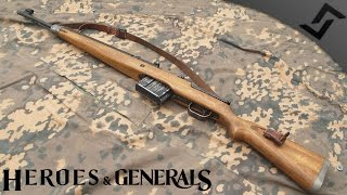 G43 MG34 Mix Heroes And Generals 3 Player German Infantry Blitzkrieg