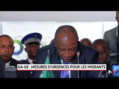 UA-UE: mesures d'urgence pour les migrants