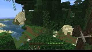 "Minecraft ""La Survie de Tarzan"" Saison 1 épisode 1"