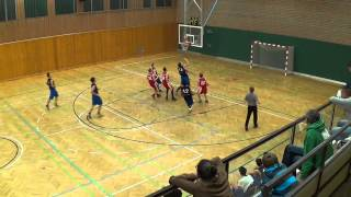 #10 Kunt Alp Celebi Highlights/ Vs Vienna DC Timberwolves/ 26.10.2014