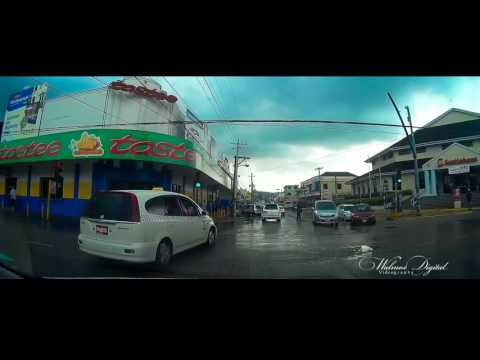 This is Mandeville  Town 2016 part 1| Jamaica |