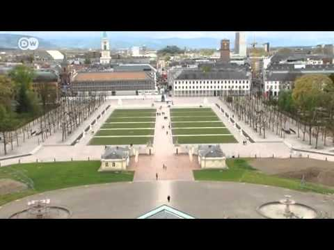 Karlsruhe - Vacationing with a Tourist from Colombia | Discover Germany
