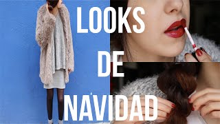 Baixar Look de NAVIDAD - Hair, makeup & outfits | Angela Henche