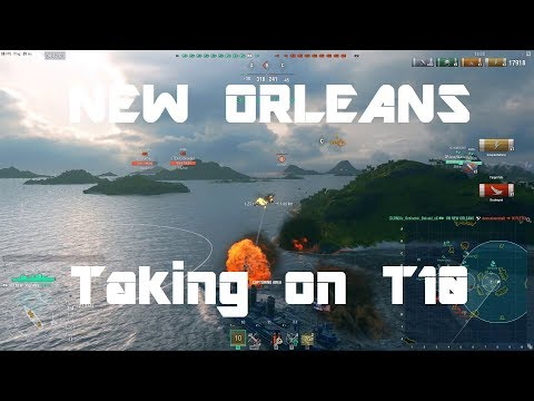 New Orleans - The T8 vs T10 Struggle
