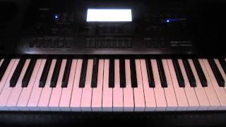 Cover Smooth Criminal Keyboard - WK 7600