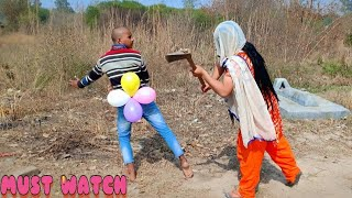 Must Watch New funny comedy ,😂😂😂😂 video 2019