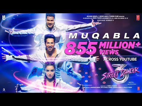 Muqabla Video Song - Street Dancer 3D