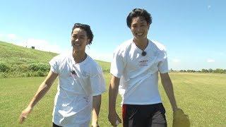 今回は、始球式を行うことになった壱馬が、ガチ野球練習!! そこで!!PRIN...