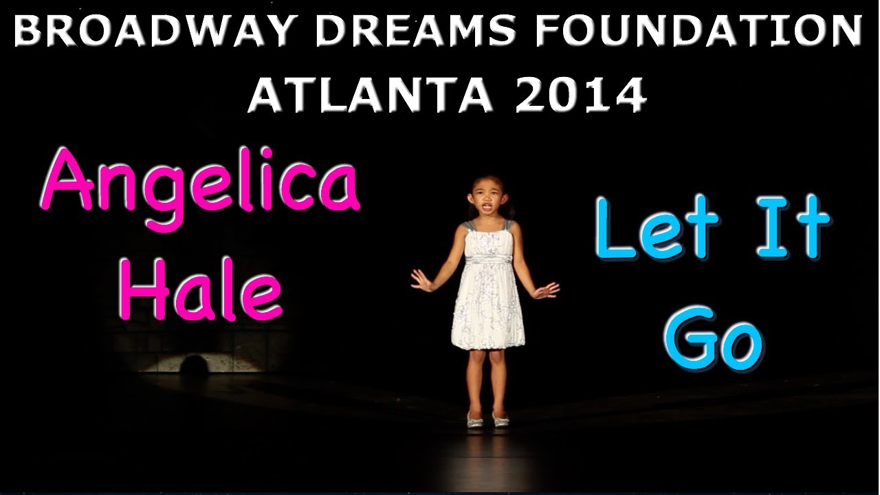 Live Performance of Let It Go Cover by Angelica Hale (6 years old) at BDF Atlanta 2014