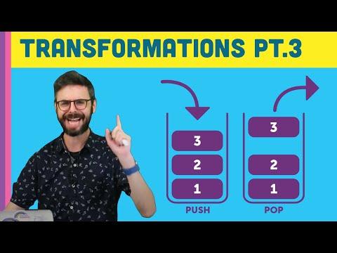 9 3: Transformations Pt 3 - p5 js Tutorial - YouTube