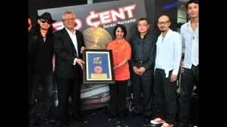 band 30 cent - 1st album Serasi Bersama
