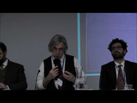LHF London Conference 2016 - Anthony Gorman, Levantine Labour Networks before the First World War