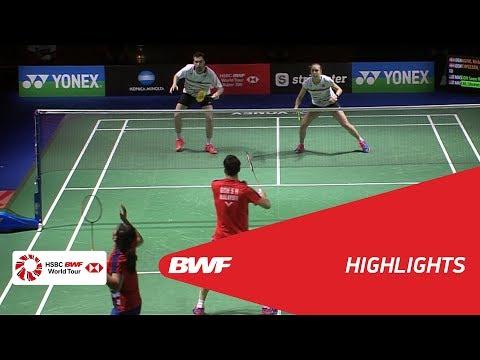 YONEX German Open 2018 | Badminton XD - F - Highlights | BWF 2018