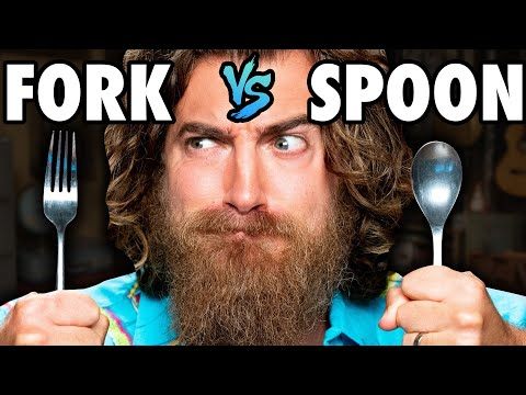 Do You Use A Fork Or Spoon? (Quiz)