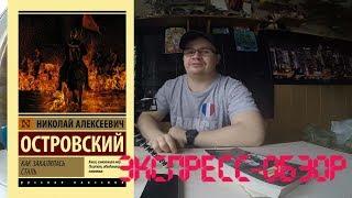 """Кухонный Эксперт. Экспресс-обзор книги """"Как закалялась сталь"""" Н. Островского"""