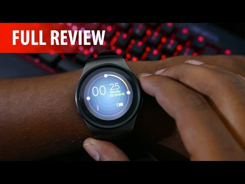 KingWear KW18 Smartwatch Review!