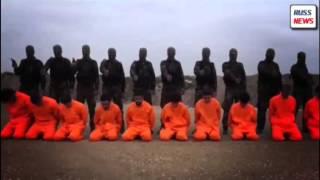 """НОВОСТИ СИРИИ׃СИРИЙЦЫ ПОКАЗАЛИ БОЕВИКАМ ИГИЛ ПРАВИЛЬНУЮ """"КАЗНЬ"""" ! СМОТРЕТЬ ВСЕМ"""