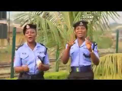 Joint Paramilitary choir of Osun State chapter sings a Christmas song