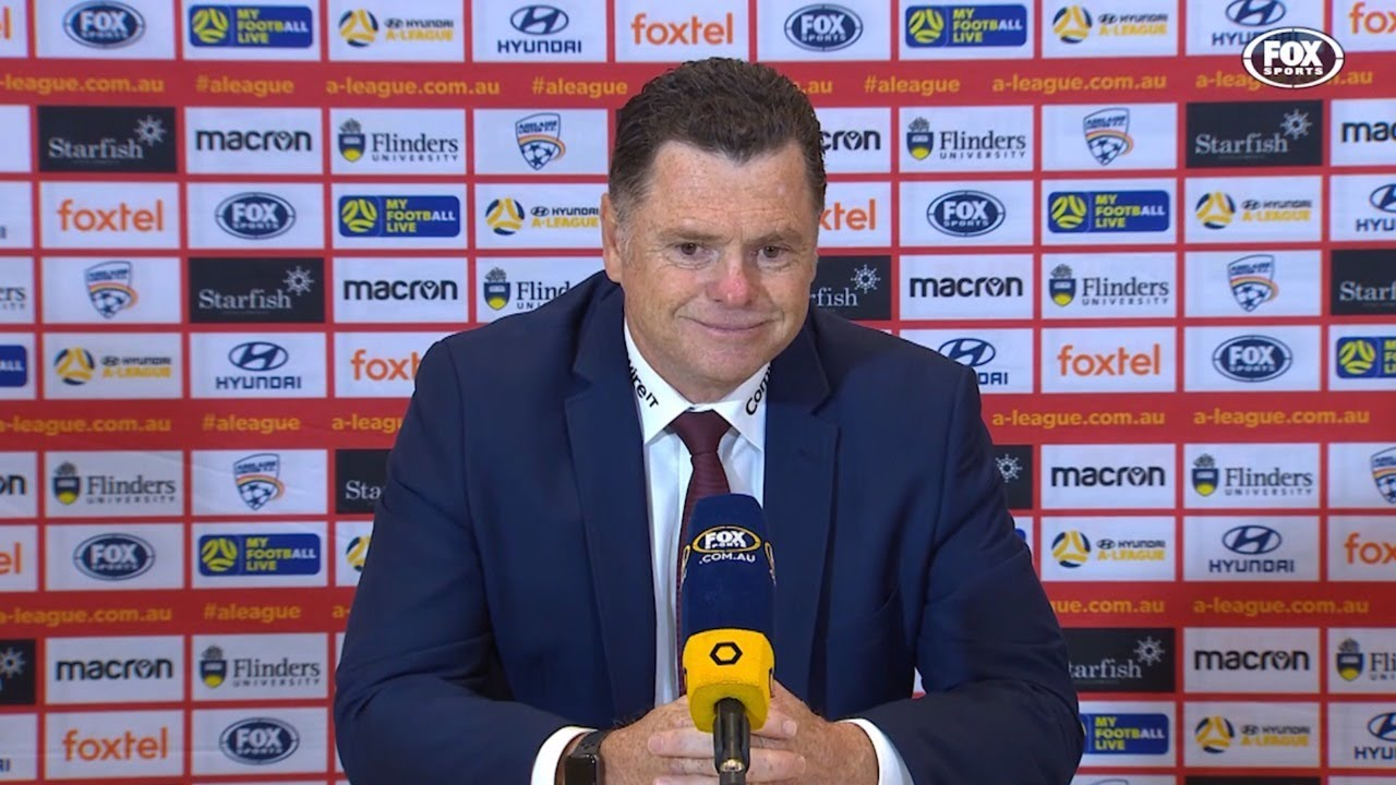 Veart: We have been in great spirit since the break | Press Conference | Hyundai A-League
