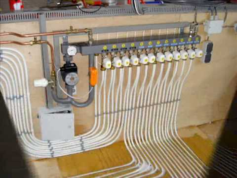 Yacht Floor Heating The Mobile Water Filled Heating