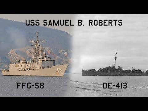 USS Samuel B. Roberts (kabel eins Doku)