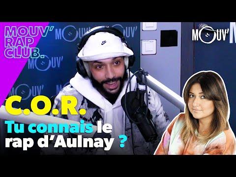 Youtube: C.O.R, tu connais le rap d'Aulnay?