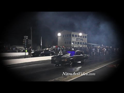 Street Outlaws Kye Kelley (Shocker) Vs Scott King (Candy Crusher) @ Carolina Dragway