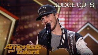 Hunter Price and Leah Mathies Bring Original Songs To AGT - America's Got Talent 2018