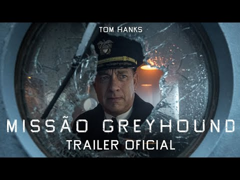 """""""Missão Greyhound"""" - Trailer Oficial (Sony Pictures Portugal)"""