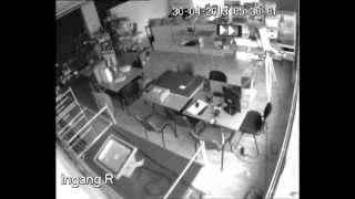 11 camera bewaking kortrijk installatie LICHTGEVOELIGE CAMERA OM 06H30