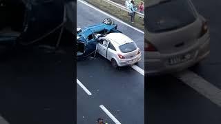 Grave accident ce samedi 15 juin 2019 sous le pont de Carrère en #Martinique