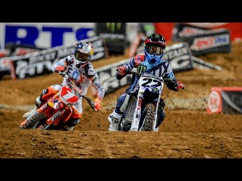 450SX Highlights: St. Louis - Monster Energy Supercross 2017