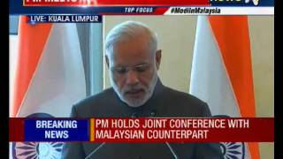 Modi Vows For Stronger Defence Cooperation With Malaysia
