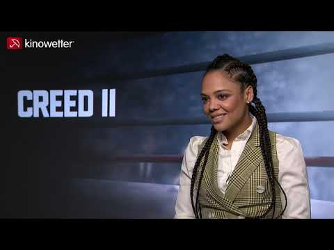 Tessa Thompson CREED II
