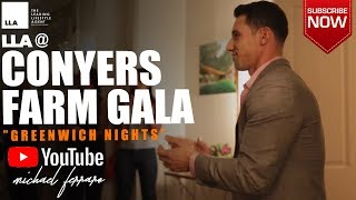 🍿 Real Estate Events | Conyers Farm Gala in Greenwich, CT