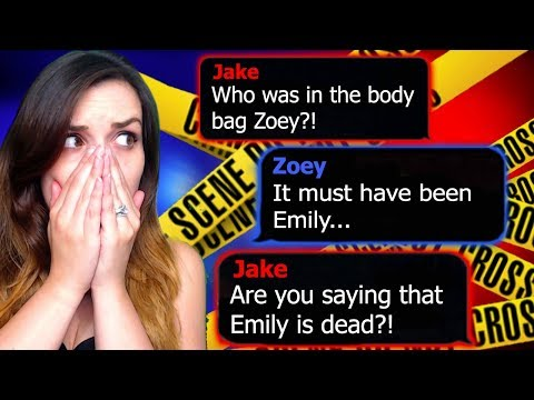 Dumbest Killer Ever!!   GUILTY (Text Story)