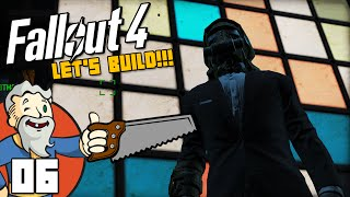 """THE DISCO HERMIT!!!"" Fallout 4 LET'S BUILD Part 6 - 1080p HD PC Gameplay Walkthrough"