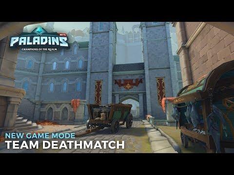 Paladins - New Game Mode - Team Deathmatch